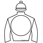Silk blouse colouring pages for Jockey silks template